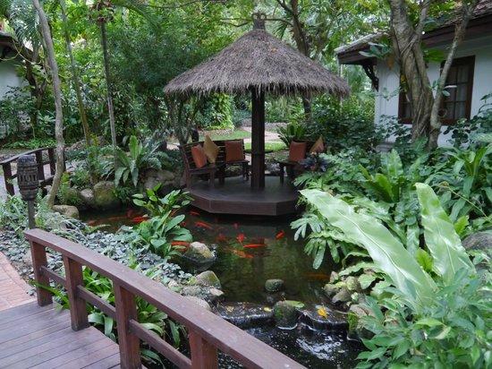 Poppies Samui : Gemütlicher Platz zum Relaxen am Teig