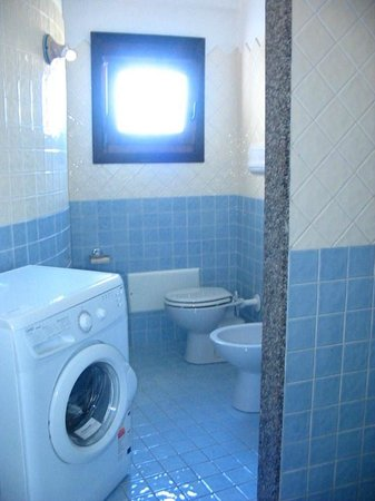 Residence I Giardinelli : Bagno Bilocale