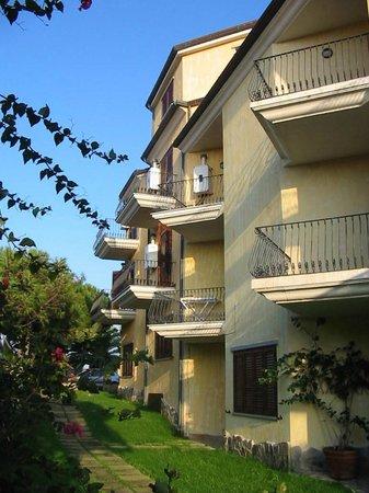 Residence I Giardinelli: Esterno