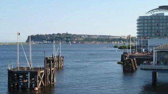 Signor Valentino Mermaid Quay : bay view from restaurant