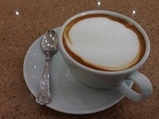 Mrs P's Luxury ice cream: Smooth Coffee