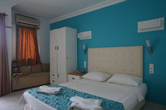 Monta Verde Hotel & Villas: Our room