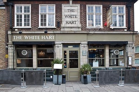 Photo of Bar The White Hart at 29 Cornwall Road, London SE1 8TJ, United Kingdom