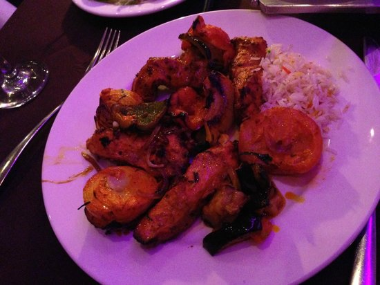 Bengal Paradise: Great Portions