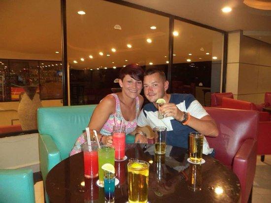callage bar shots picture of crown paradise club cancun cancun