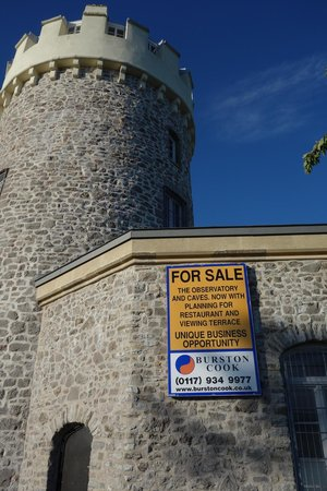 Clifton Observatory and Caves : Clifton Observatory - For Sale