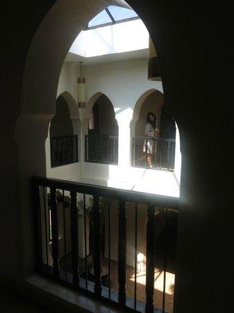 Riad Al Mendili Kasbah: First floor
