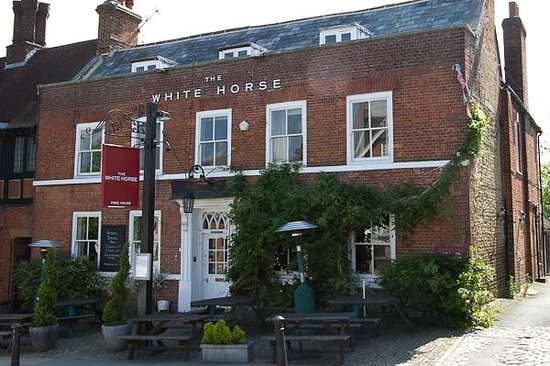 The White Horse Hotel