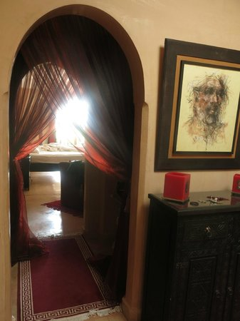 Riad Al Mendili Kasbah: Inside the suite