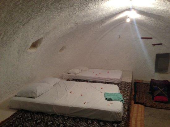 Matmata Hotel: Room interior