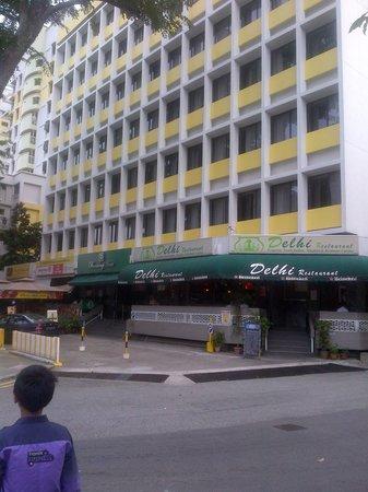 Broadway Hotel Singapore: Broadway Hotel, Little India, Singapore