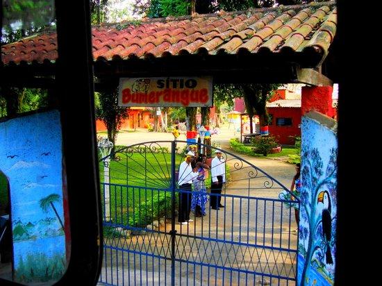 Itaguai, RJ: entrada