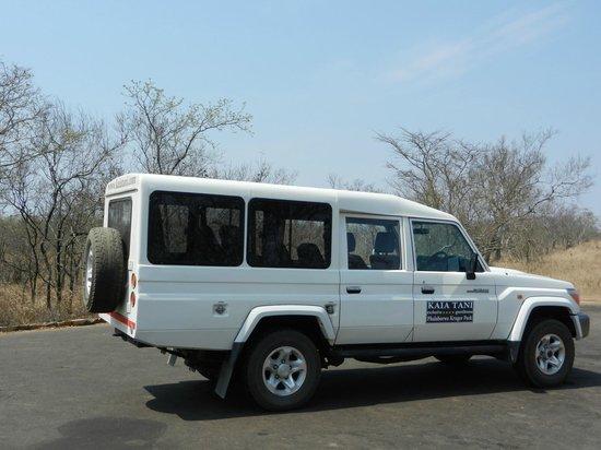 Kaia Tani Guesthouse: Jeep