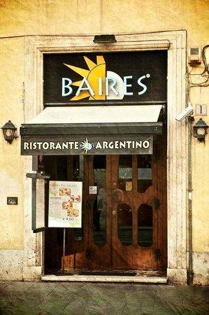 Baires Ristorante : Baires 1 di Corso del Rinascimento#1 (Area Piazza Navona)