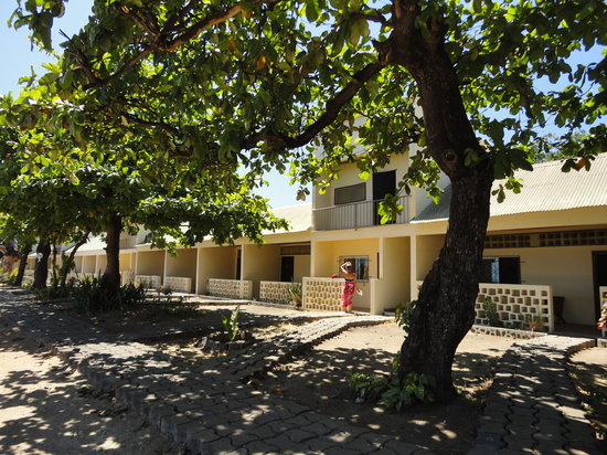 Chez Karon : Les chambres