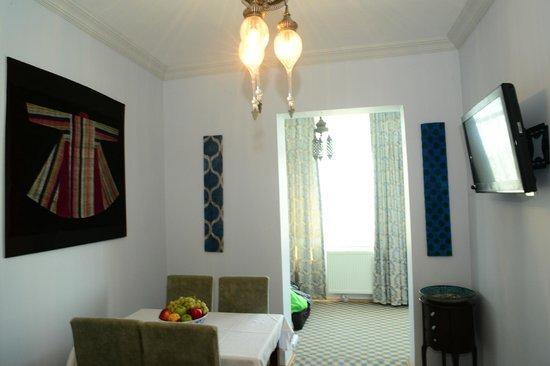 Sufi Apart Hotel: dining area