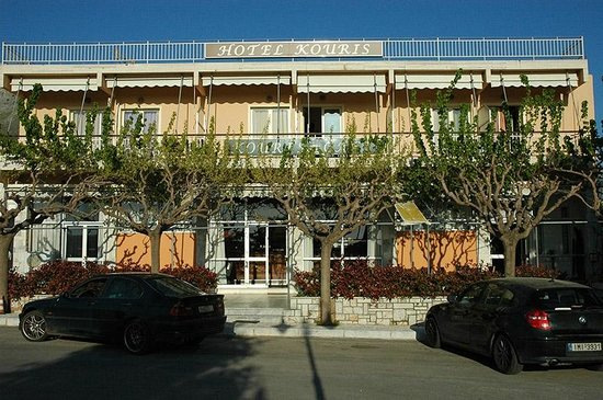 Hotel Kouris : Photo from central square - Areopolis