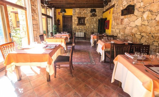 El Rincon De Las Hoces Burgomillodo Restaurant Reviews Photos Phone Number Tripadvisor