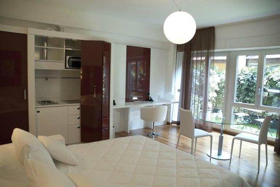 Qualys Hotel Nasco: camera