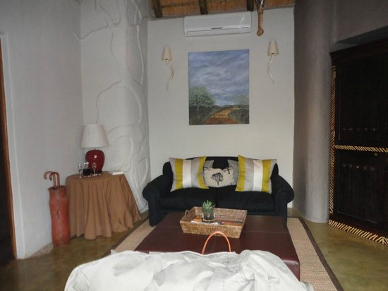 Madikwe Hills Private Game Lodge: Lounge