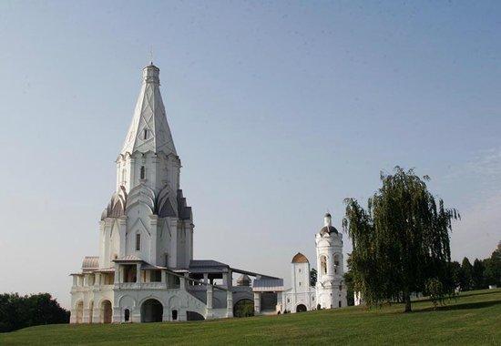 Kolomenskoye: Церковь Вознесения Господня