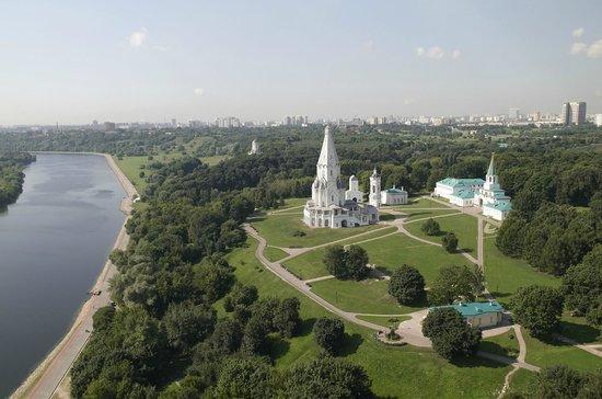 Kolomenskoye: Парк Коломенское