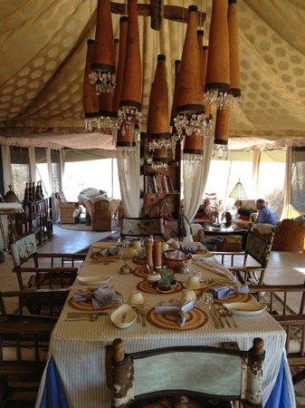 Shu'mata Camp: and wonderful food, service and company too