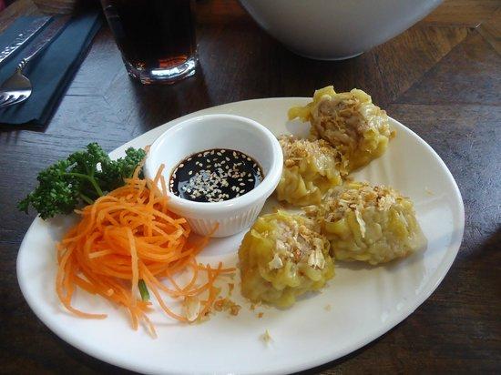 Thai Square - South Kensington: Love Dumplings