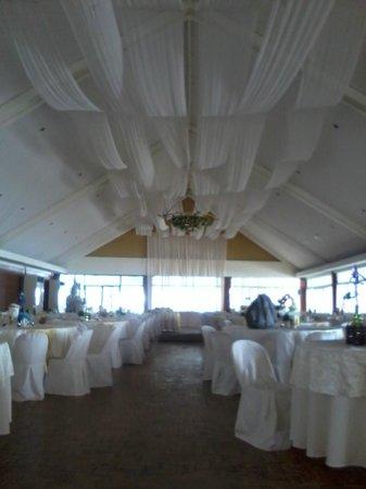 Patio Victoria Tacloban: event hall