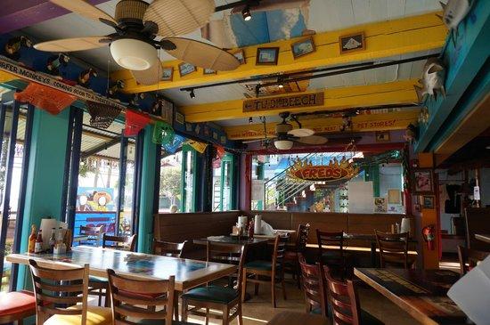 cafe Mambo nice decorated