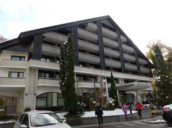 Savica Hotel: Hotel Savica