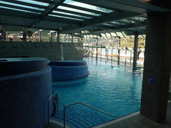 Savica Hotel: pisciana all'Hotel Golf