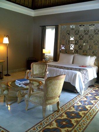 Sudamala Suites & Villas: La chambre