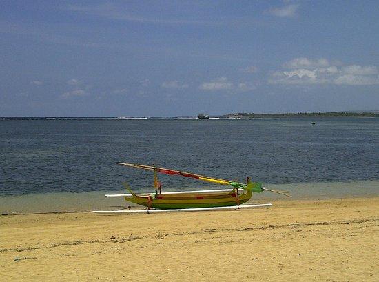 Sudamala Suites & Villas: La plage