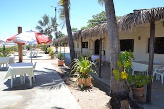 Chez Karon : La terrasse