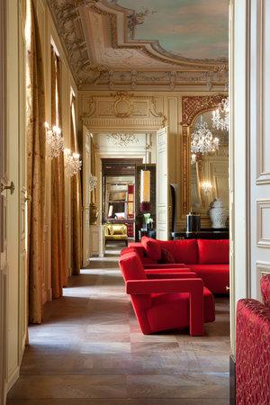 Buddha-Bar Hotel Paris: Suite de Gagny - 182 m2