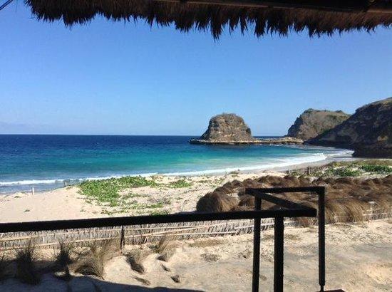 Jeeva Beloam Beach Camp: View from Beruga Lime (5)