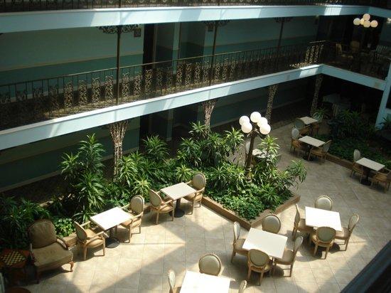 Comfort Inn Midtown: Lobby
