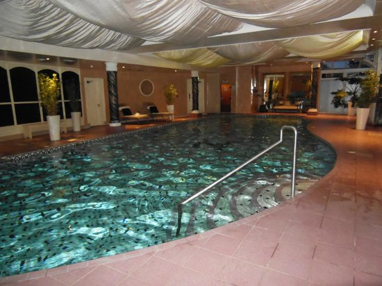 Indoor Pool Picture Of Hayfield Manor Hotel Cork Tripadvisor