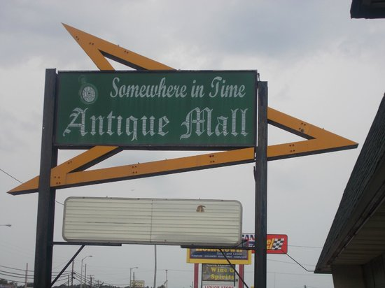 ‪Somewhere in Time Antique Mall‬
