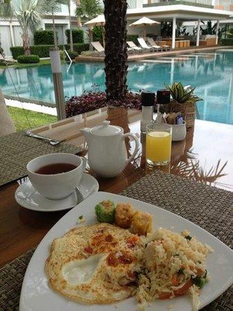 Lanna Samui: breakfast