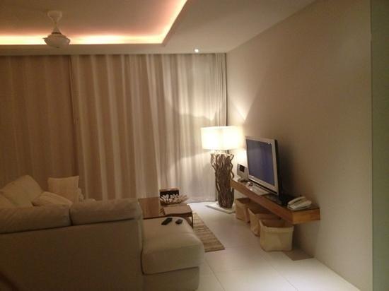 Lanna Samui: one bedroom suite