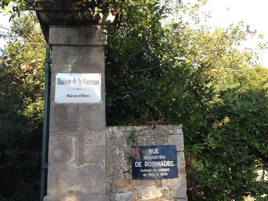 Maison de la Garenne : Adresse à trouver !