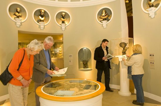 Wedgwood Museum: Inside the galleries