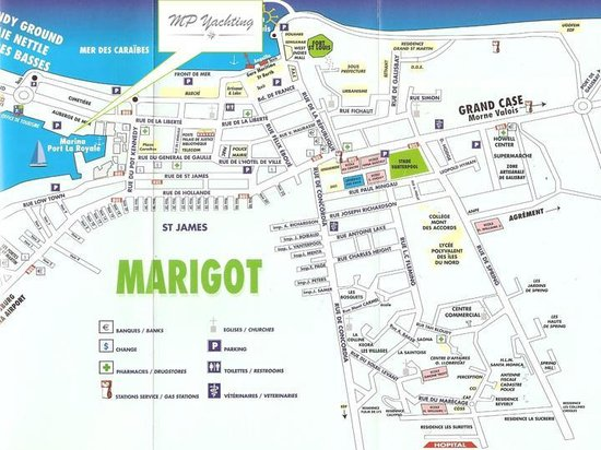 MP Yachting: Find us in Marigot
