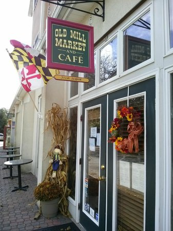 Fall has arrived at the Old Mill Market & Cafe!