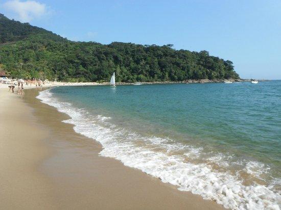 Sao Sebastiao, SP: Praia de Boiçucanga