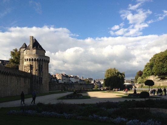 Maison de la Garenne : Vieille ville de Vannes