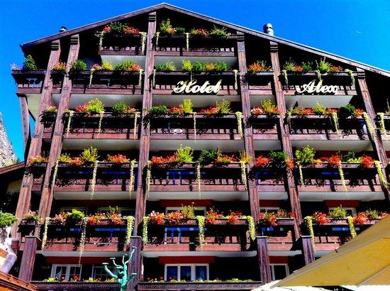 Resort Hotel Alex: Hotel Alex Zermatt