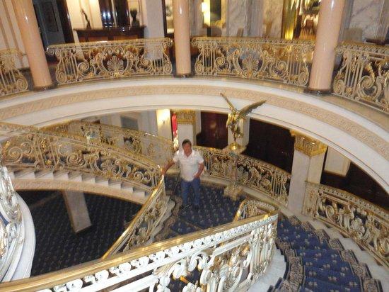 Hotel Avenida Palace: hall do hotel